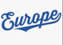Team Europe logo, official jersey …